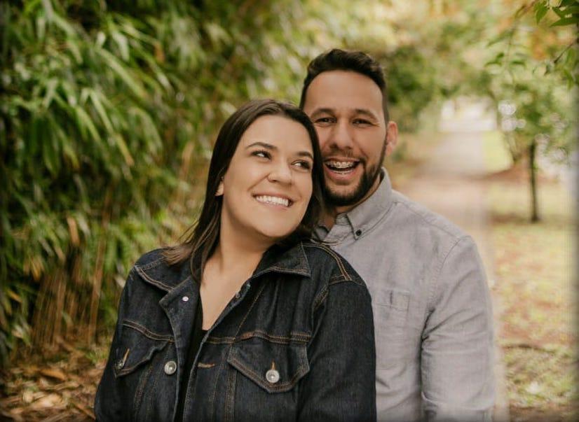 Rodrigo Silverio e Diana M. Madruga